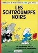 Cover of Les Schtroumpfs noirs, tome 1