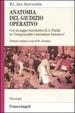 Cover of Anatomia del giudizio operativo