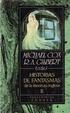 Cover of Historias de fantasmas de la literatura inglesa