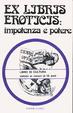 Cover of Ex libris eroticis