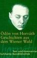 Cover of Geschichten aus dem Wiener Wald