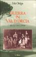 Cover of Guerra in Val d'Orcia
