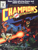 Cover of Champions, the Super Role Playing Game