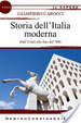 Cover of Storia dell'Italia moderna