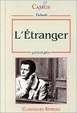 Cover of Letranger