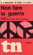 Cover of Non fare la guerra