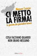 Cover of Ci metto la firma!