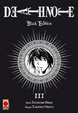 Cover of Death Note. Black edition vol. 3