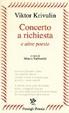 Cover of Concerto a richiesta e altre poesie