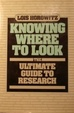 Cover of Knowing Where to Look