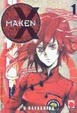 Cover of MAKEN X Vol. 1