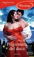 Cover of Prigioniera del duca