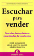 Cover of Escuchar Para Vender