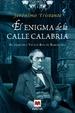 Cover of El enigma de la Calle Calabria