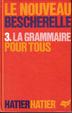 Cover of La Grammaire pour tous