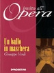 Cover of Un ballo in maschera
