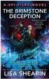 Cover of The Brimstone Deception
