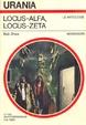 Cover of Locus Alfa, Locus Zeta