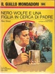 Cover of Nero Wolfe e una figlia in cerca di padre