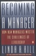 Cover of Becoming a Manager: Mastery of a New Identity