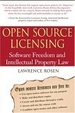 Cover of Open Source Licensing