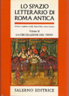 Cover of Lo spazio letterario di Roma antica / La circolazione del testo