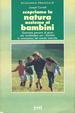 Cover of Scopriamo la natura assieme ai bambini