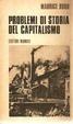 Cover of Problemi di storia del capitalismo