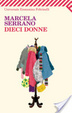 Cover of Dieci donne