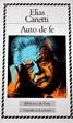 Cover of Auto de fe