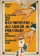 Cover of Il grande libro dell'illusionismo e dei giochi di prestigio