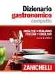 Cover of Dizionario gastronomico compatto