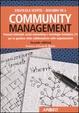 Cover of Community management