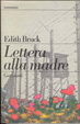 Cover of Lettera alla madre