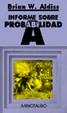 Cover of INFORME SOBRE LA PROBABILIDAD A