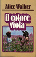 Cover of Il colore viola