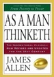 Cover of As A Man Thinketh