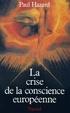 Cover of La crise de la conscience européenne