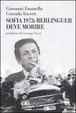 Cover of Sofia 1973: Berlinguer deve morire