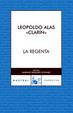 Cover of La Regenta