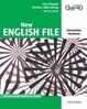 Cover of New English File: Workbook Intermediate level