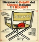 Cover of Dizionario Bolaffi del Cinema Italiano 1/ I REGISTI
