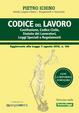 Cover of Codice del lavoro