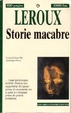 Cover of Storie macabre