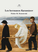 Cover of Los hermanos Karamázov