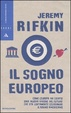 Cover of Il sogno europeo