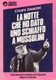 Cover of La notte che ho dato uno schiaffo a Mussolini