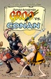 Cover of Groo vs. Conan