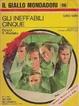 Cover of Gli ineffabili cinque