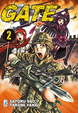 Cover of Gate vol. 2
